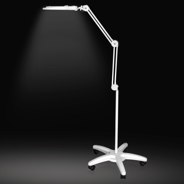 Clarity Magnifier Floor Lamp