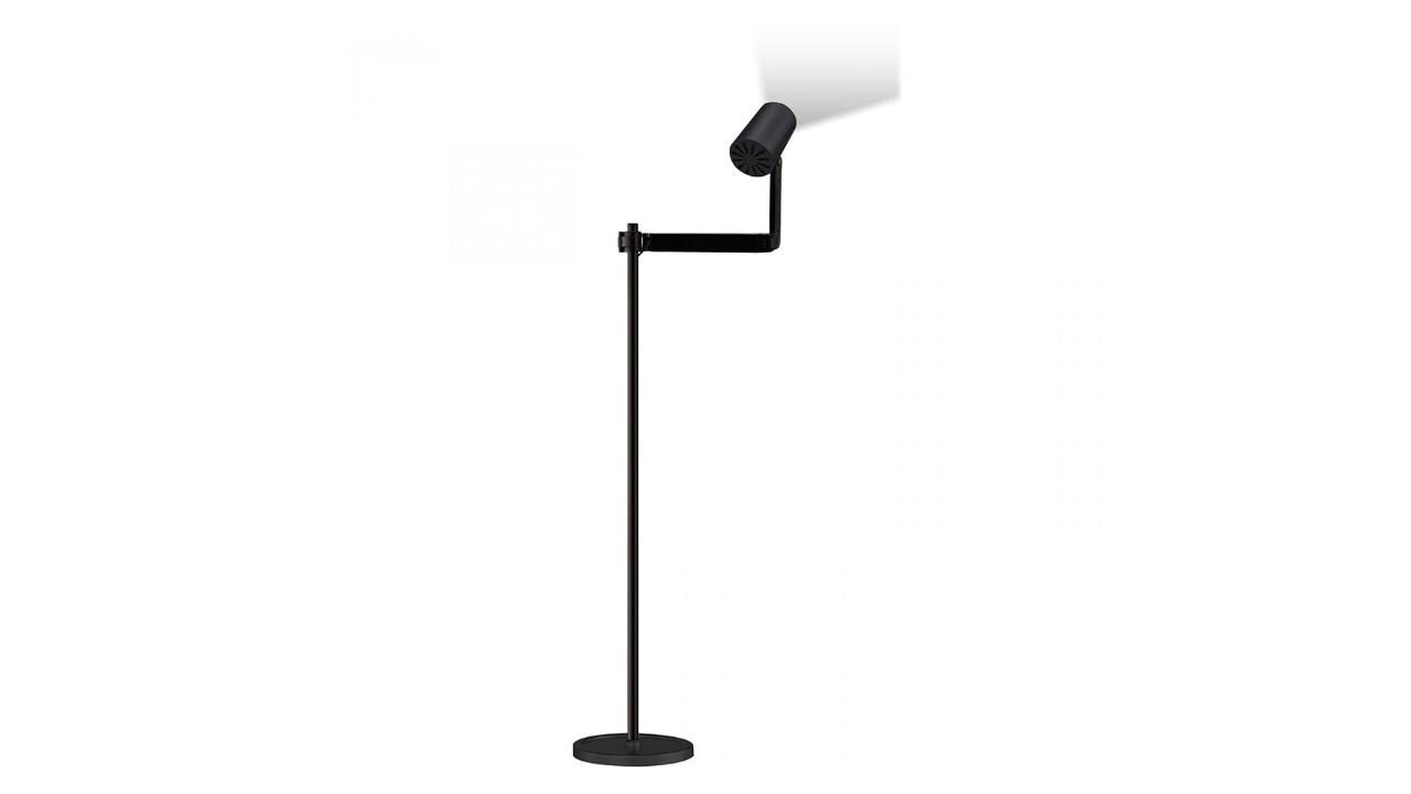 blue light blocking spot light floor lamp