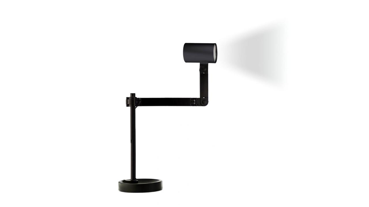 blue light blocking spot lamp