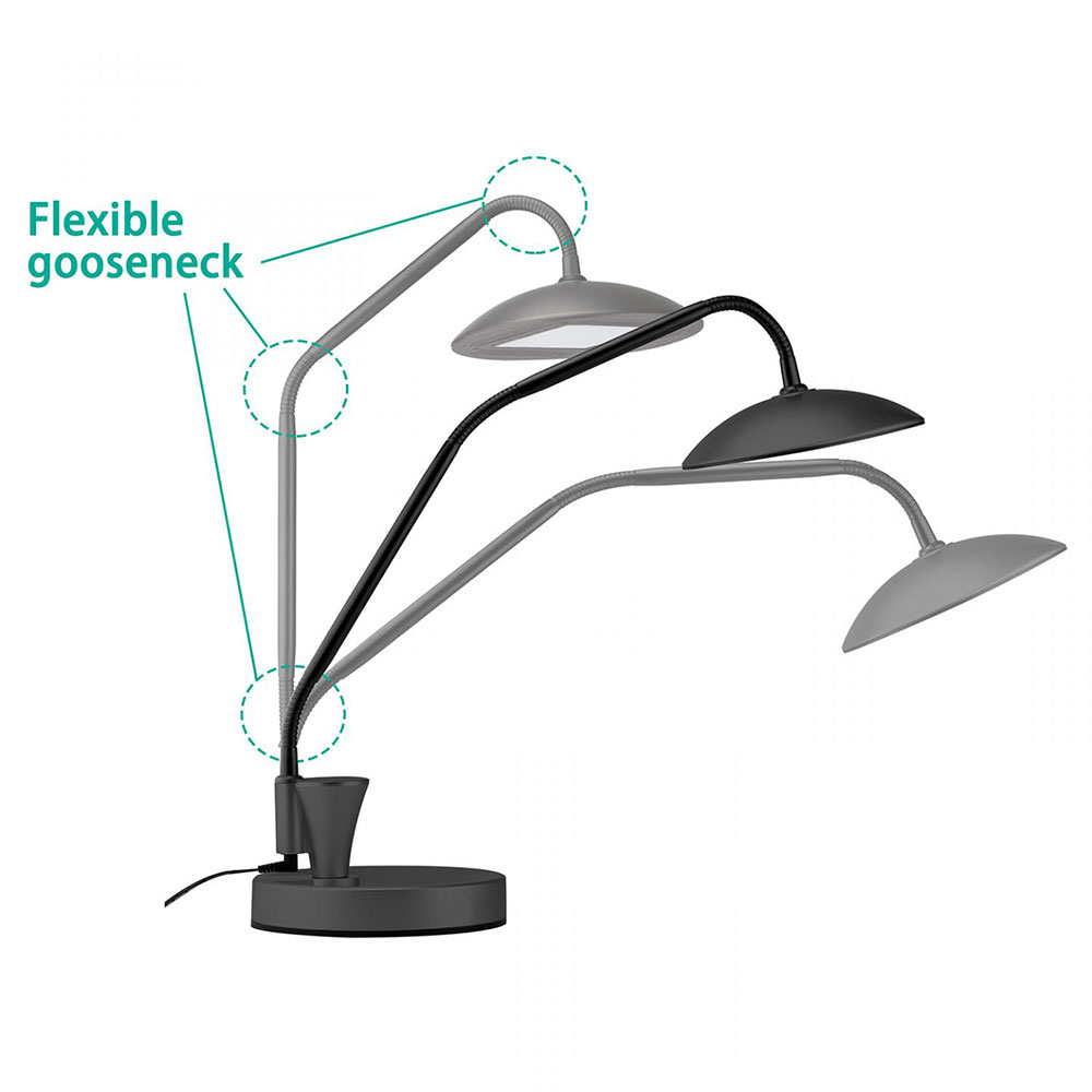 Ellis Multi-Function Desk Lamp