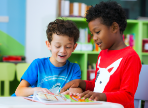 How Reading Promotes Creativity in Children