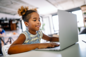 Online Learning - Increased Screen Time May Lead To Increased Eye Problems For Our Children