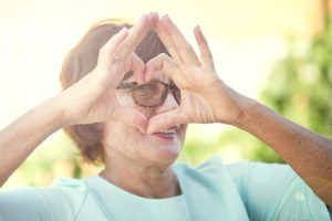 """This AMD & Low Vision Awareness Month, Say """"Eye Love You"""" With Dr. Lite Lamps"""