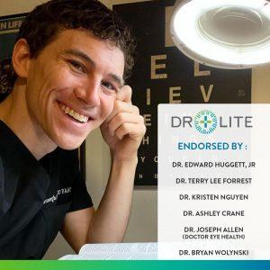 Dr Lite Affiliate Perks